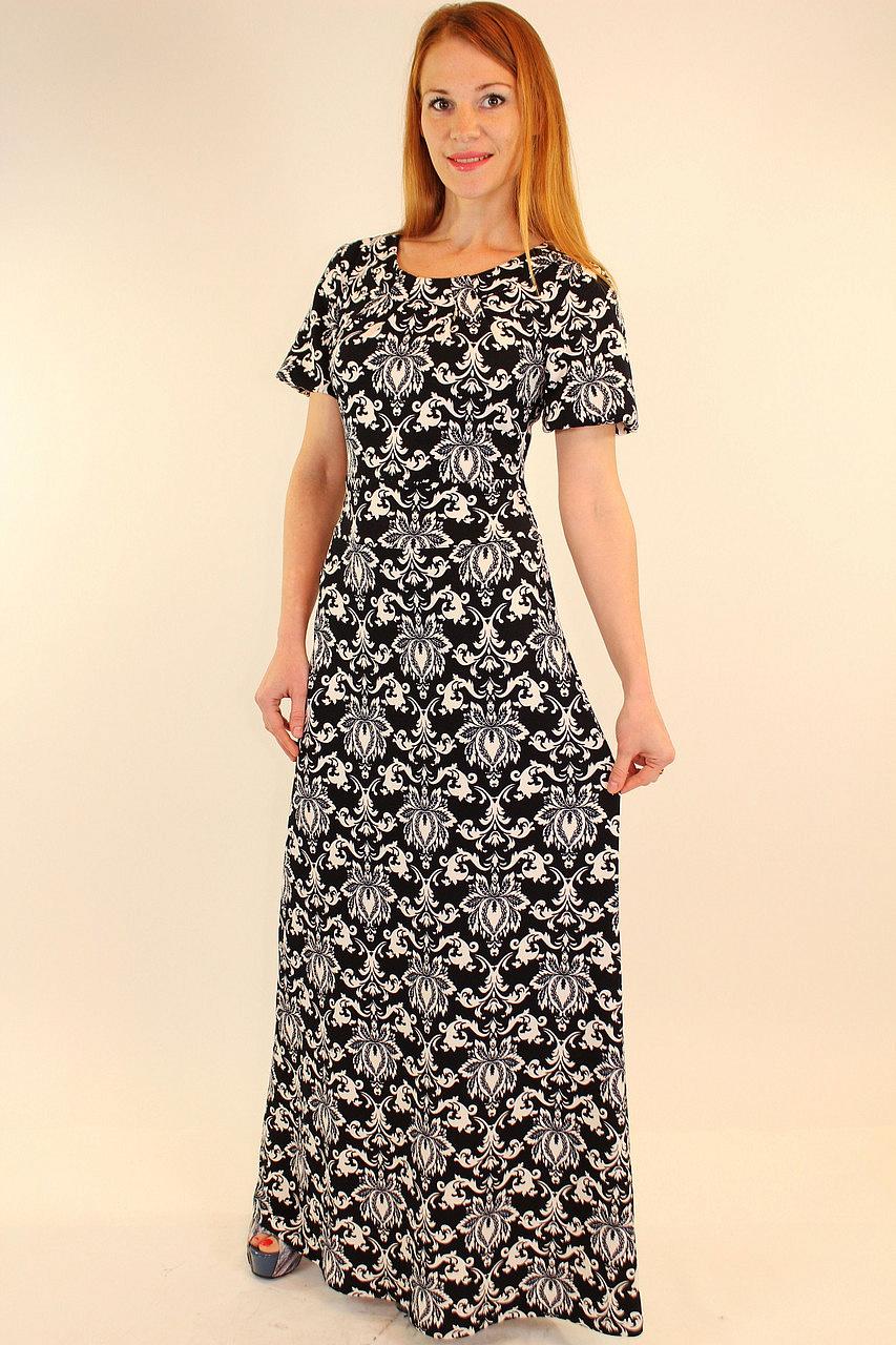 e697c3786a7 Платье с длинной юбкой в пол купить оптом в Украине от производителя ...
